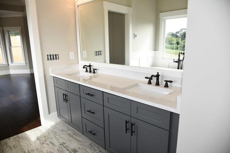 Lovely Bathroom Countertops Trends Design Inspirations