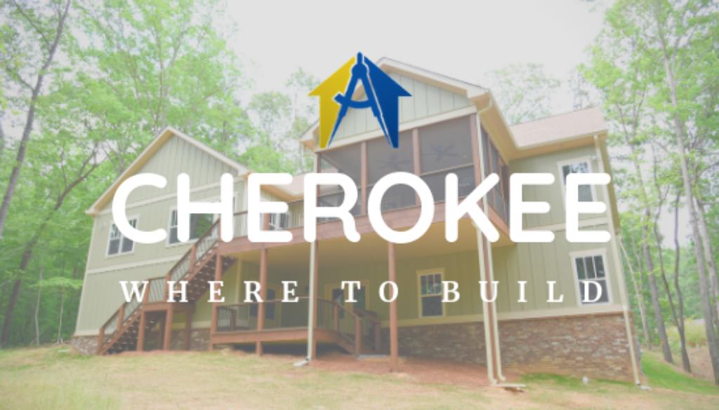 Cherokee Where to Build