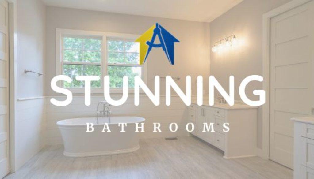 Stunning Custom Bathrooms