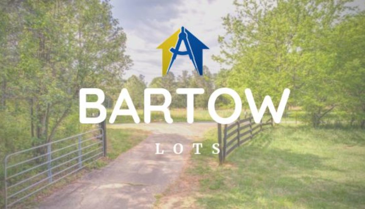 Find your ideal Bartow County Lots