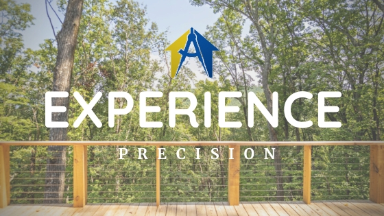 Experience Precision Blog Banner