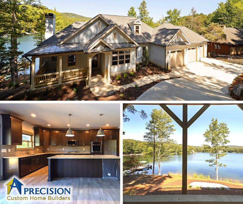 Lakehouse Lake Arrowhead GA