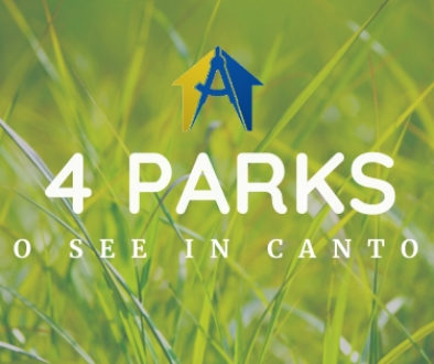 4 Canton Parks You Need to See