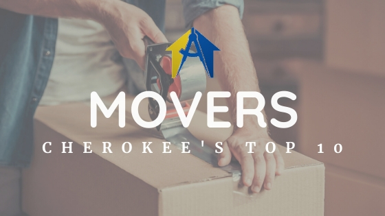 Top 10 Cherokee Movers