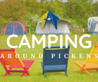 Great Camping Pickens County GA