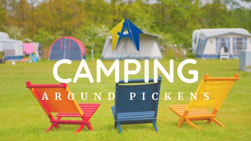 Best Campgrounds in and near Pickens