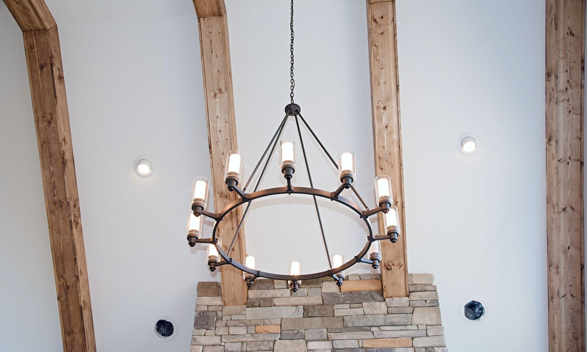 01 Cox Ceiling 2 - New Single Family Home Custom Construction