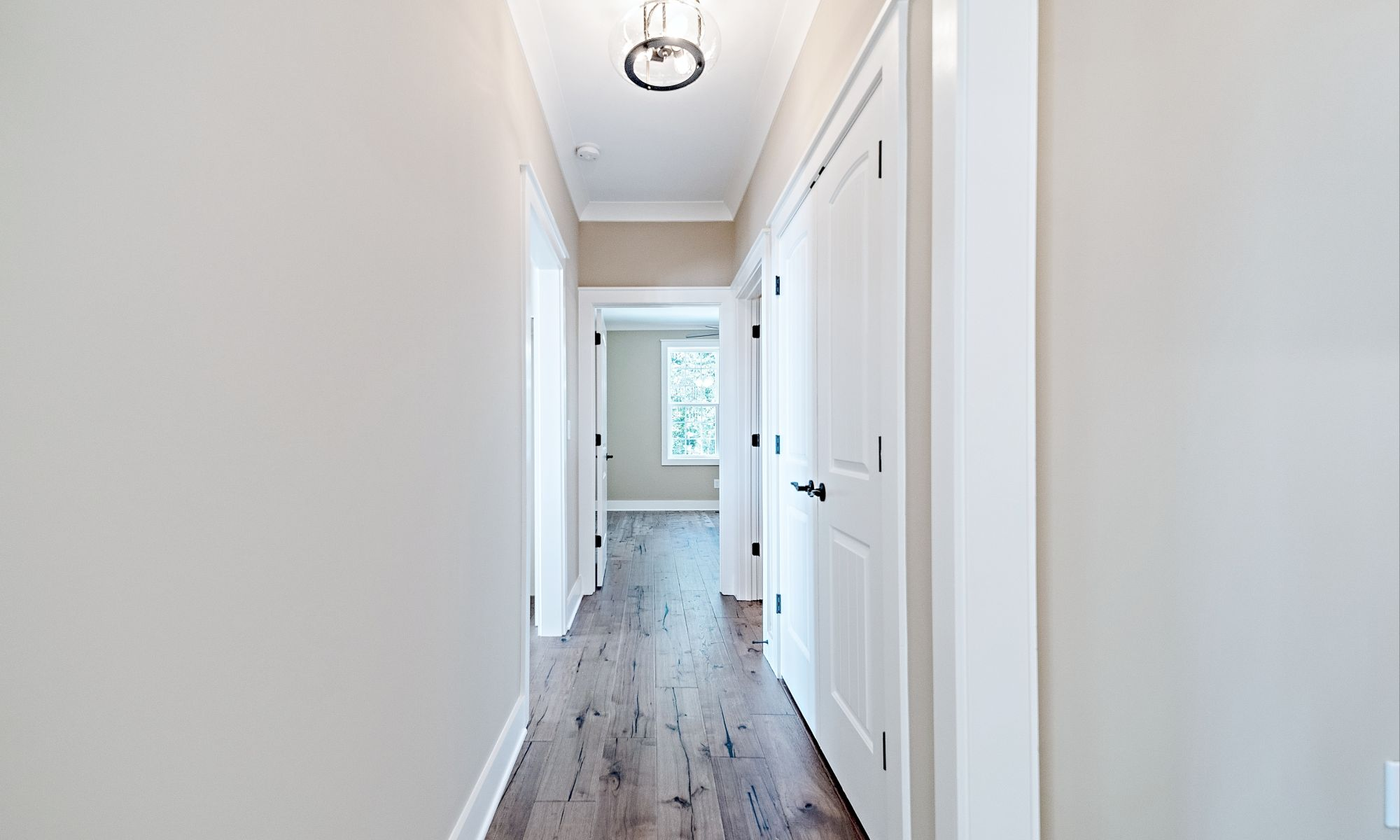 01 Fillman Hallway - New Single Family Home Custom Construction