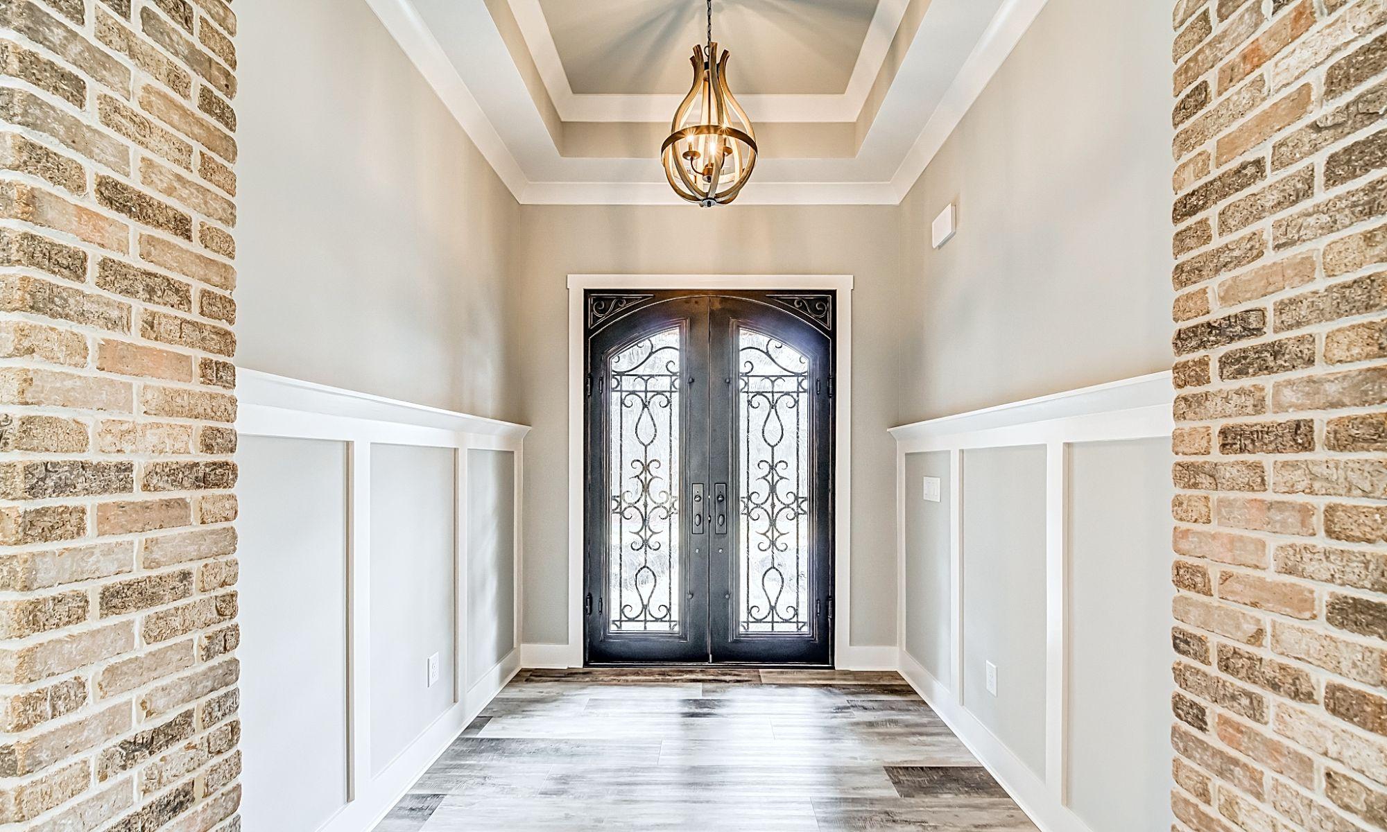 01 Nolan Entryway 2 (edit) - New Single Family Home Custom Construction