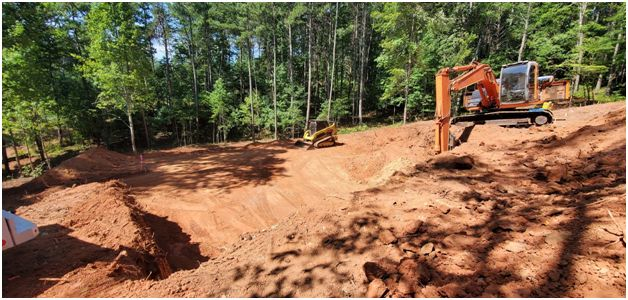 Building Summary - Site Preparation