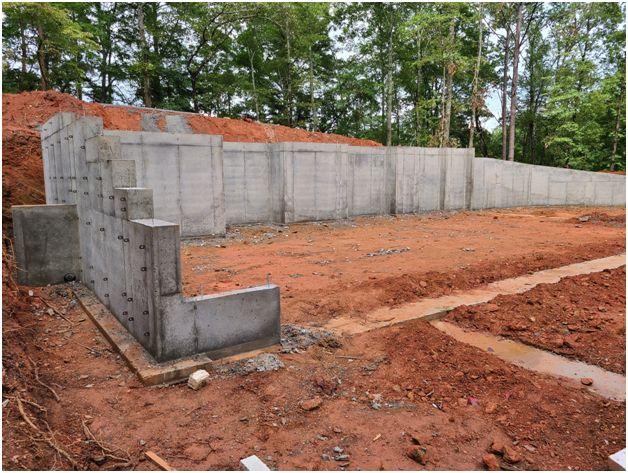 Building Summary - The Foundation