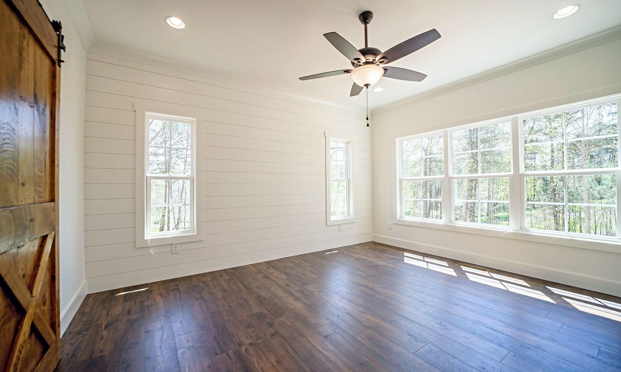 New Single Family Home Custom Construction