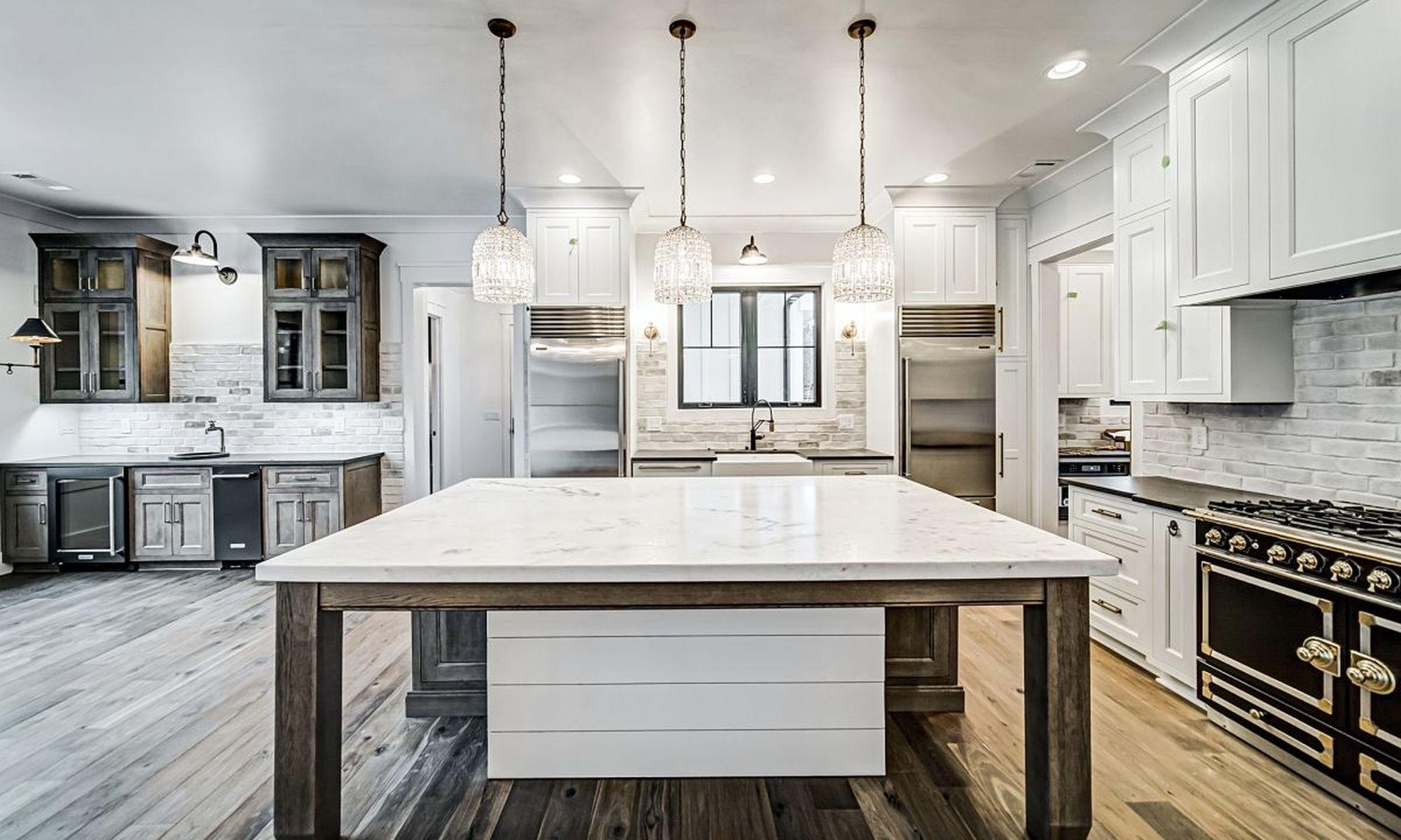 Custom Kitchen | Custom Home Builder Cartersville Georgia