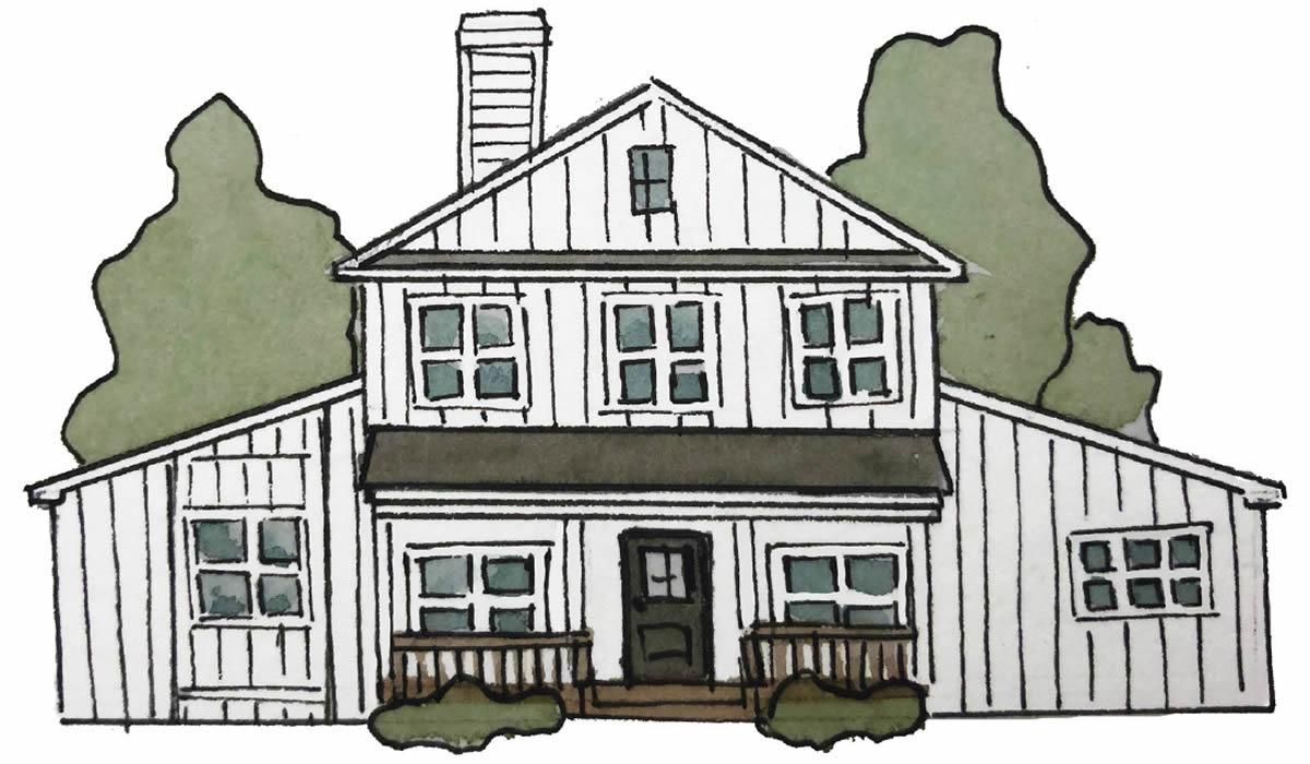 The Livingston - Floor Plan