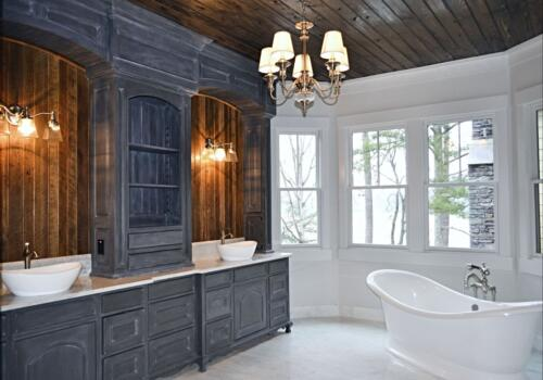 05 Oswald Bathroom - New Single Family Home Custom Construction North West Georgia