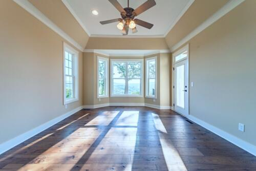 12 Hawkins Bedroom 2 - New Single Family Home Custom Construction