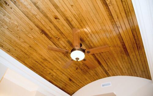 10 Matthews Ceiling - New Single Family Home Custom Construction