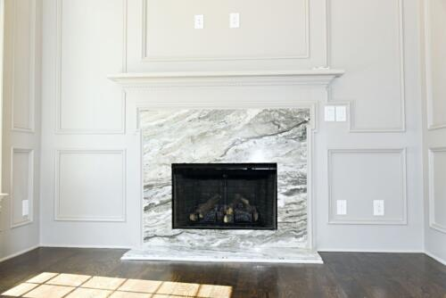 14 Magliocco Fireplace 2 - New Single Family Home Custom Construction North West Georgia