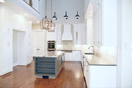 04 Gaffney Kitchen (4) - New Home Construction with Elegant Custom Kitchens