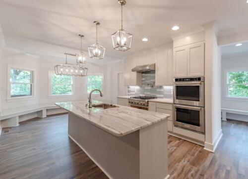 06 Rettig Kitchen 2 - New Home Construction with Elegant Custom Kitchens