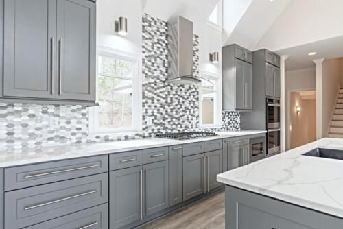 11 Mullen Kitchen - New Home Construction with Elegant Custom Kitchens