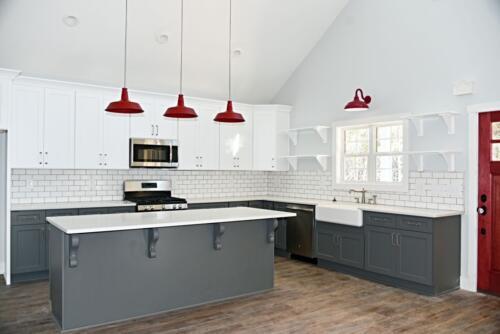 15 Massie Kitchen - New Home Construction with Elegant Custom Kitchens