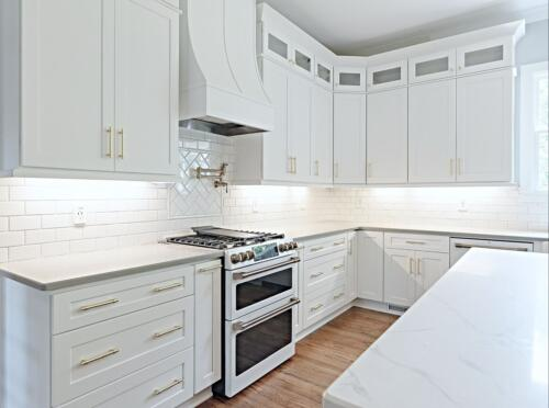 18 Barbre Kitchen 2 - New Home Construction with Elegant Custom Kitchens