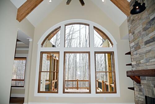12 Sweat Living Window - New Single Family Home Construction