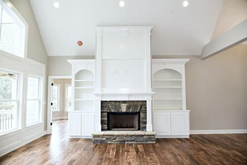 15 Woodys Fireplace - New Single Family Home Construction