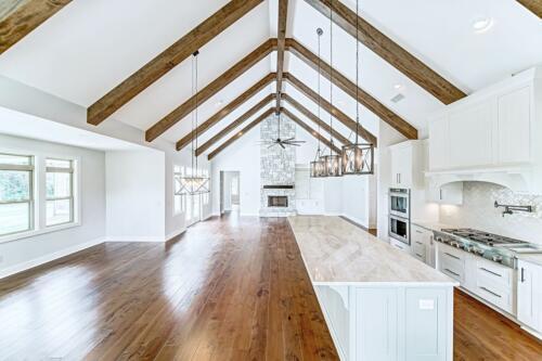 01 Hawkins Main - New Single Family Home Custom Construction