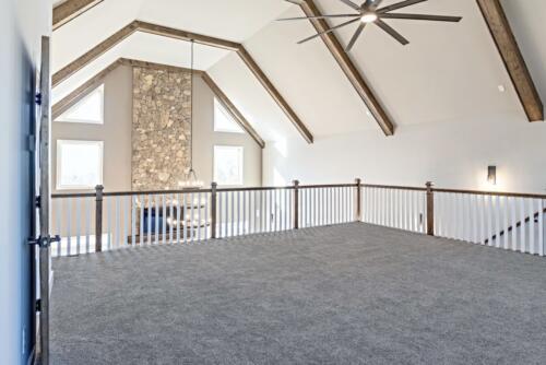 08 Elsberry Living 2 - New Single Family Home Custom Construction