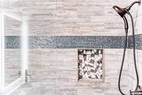 03 Nolan Shower (edit) - New Single Family Home Custom Construction