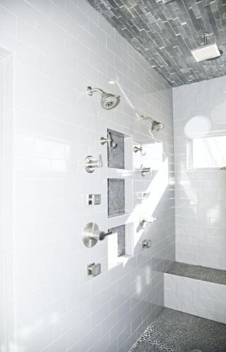 04 Hughes Shower 1 - New Single Family Home Custom Construction