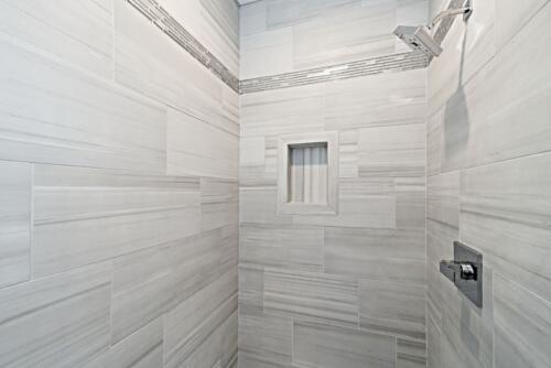 06 Nguyen Shower - New Single Family Home Custom Construction
