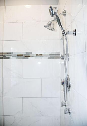 08 McAnally Shower 1 - New Single Family Home Custom Construction