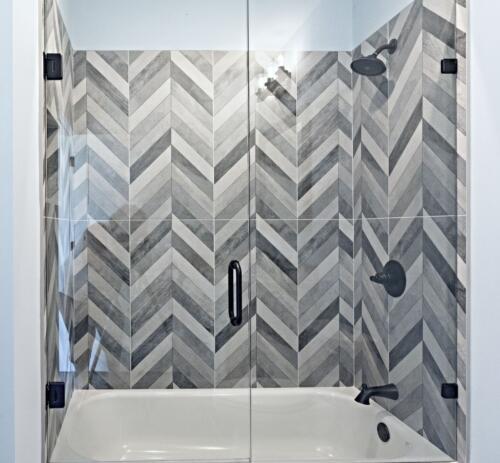 14 Barbre Shower 2 (1) - New Single Family Home Custom Construction