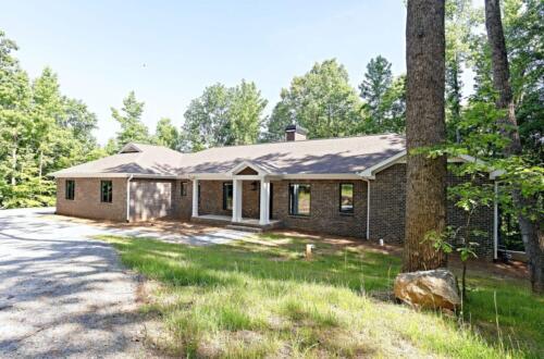 01 | Cartersville GA New Single Family Custom Home Construction | The Mullen Floor Plan