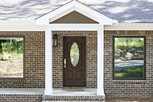02 | Cartersville GA New Single Family Custom Home Construction | The Mullen Floor Plan