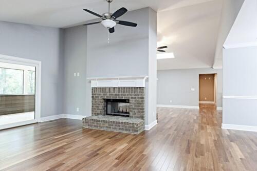 03 | Cartersville GA New Single Family Custom Home Construction | The Mullen Floor Plan