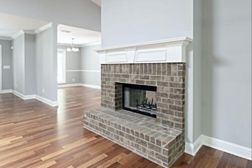 04 | Cartersville GA New Single Family Custom Home Construction | The Mullen Floor Plan