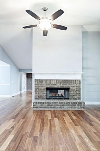 05 | Cartersville GA New Single Family Custom Home Construction | The Mullen Floor Plan