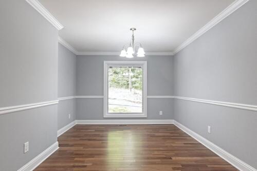 10 | Cartersville GA New Single Family Custom Home Construction | The Mullen Floor Plan