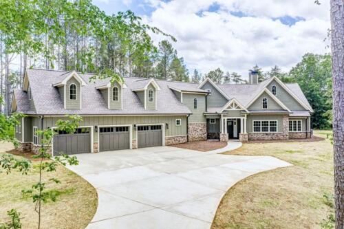 01 - Adairsville GA New Single Family Custom Home Construction