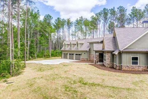02 - Adairsville GA New Single Family Custom Home Construction