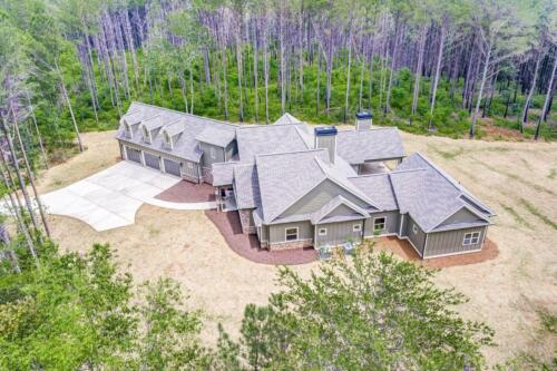 03 - Adairsville GA New Single Family Custom Home Construction