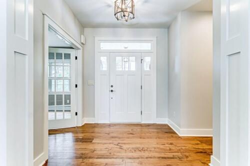 04 - Adairsville GA New Single Family Custom Home Construction