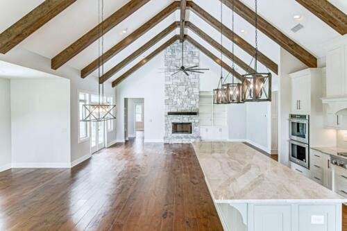 09 - Adairsville GA New Single Family Custom Home Construction