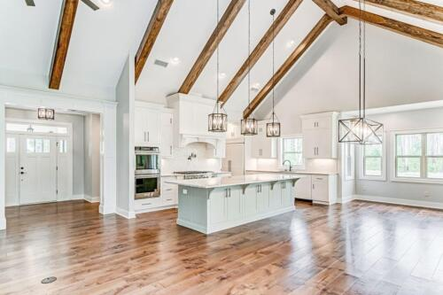 11 - Adairsville GA New Single Family Custom Home Construction