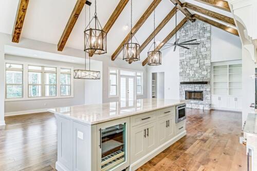12 - Adairsville GA New Single Family Custom Home Construction