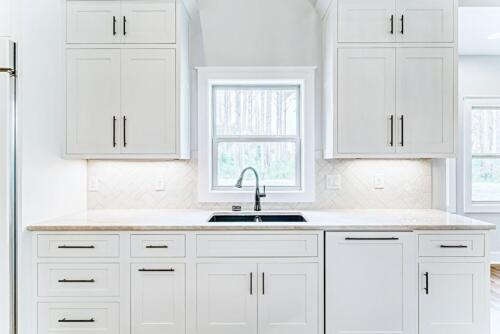 22 - Adairsville GA New Single Family Custom Home Construction